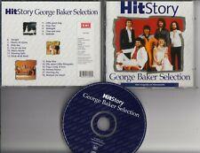 GEORGE BAKER SELECTIN Hitstory CD DUTCH ALBUM W DUTCH LINER NOTES