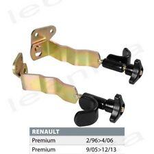 2x Additional Truck Door Locks Security Safety Anti-Theft RENAULT PREMIUM 1 2