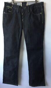 Like New GStar Raw Slight Flare Jeans Size 31