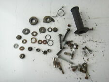 1980 Kawasaki KX80/80 KX 80 Dirt Bike/ KX 80cc OEM Assorted Parts & Hardware