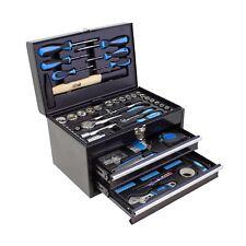 Karcher Werkzeugkoffer 117-teiliges Werkzeug-Set mit Hammer Schraubendreher uvm.