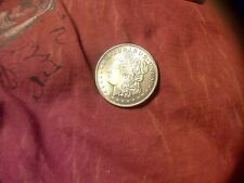 1 Troy Ounce Silver Round !! Morgan Type !!