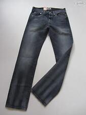 Faded Levi's L32 Herren-Straight-Cut-Jeans niedriger Bundhöhe (en)