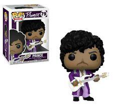Prince - Prince (Purple Rain) Funko Pop! Rocks Vinyl - #79 NEW/NEAR MINT 8.5/10