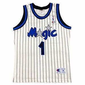 Orlando Magic Champion Penny Hardaway Jersey   Vintage NBA Basketball Sportswear