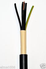100m Erdkabel NYY-J 7x1,5mm² schwarz 7x1,5qmm Stromkabel Steuerleitung Installat