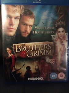 Brothers Grimm [Blu-ray] - DVD  MMVG The Cheap Fast Free Post