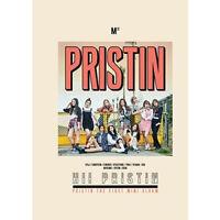 PRISTIN [HI! PRISTIN] 1st Mini Album CD+PhotoBook+4p Card+Sticker K-POP SEALED