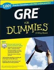 1,001 GRE Practice Questions For Dummies (+ Free Online Practice), Consumer Dumm