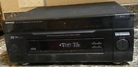 Kenwood DP-J1070 100 CD Compact Disc Changer Tested Working Used