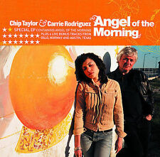 FREE US SHIP. on ANY 3+ CDs! NEW CD Chip Taylor, Carrie Rodriguez: Angel of the