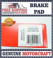 Motorcraft BRSD-655 Disc Brake Pad 1998-2008 FORD DODGE