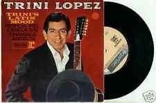 TRINI LOPEZ - Trini's Latin Mood - 1964 UK Reprise Mono  EP