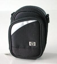HP BLACK NYLON DIGITAL CAMERA PHONE POUCH BAG CASE