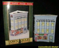 Coca Cola Town Square Building Candler's Drugs (Retired 1992)