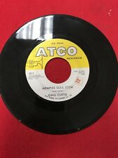 45 RPM KING CURTIS Memphis Soul Stew/Blue Nocturne Atco Used