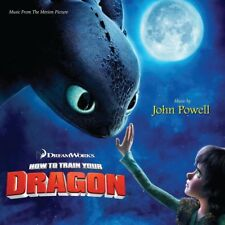 JOHN OST/POWELL - HOW TO TRAIN YOUR DRAGON  CD NEU