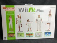 Nintendo Wii Fit Plus With Balance Board and Game - Brand New in Box