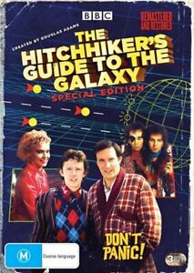 Hitchhikers Guide To The Galaxy, The DVD