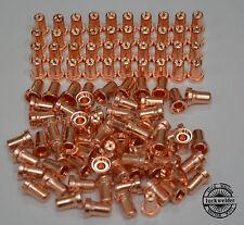 40A PT-31 Extended Long Tip Nozzle Fit Plasma Cutter CUT40 CUT50 LGK40 100pcs