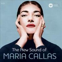 THE NEW SOUND OF MARIA CALLAS NEW CD
