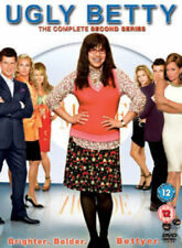 Ugly Betty - Series 2 - Complete (DVD, 2008, 5-Disc Set) FREE SHIPPING