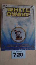 Wh40k Limited Edition White Dwarf Subscription 2011 Ancestor One Aviator NISB