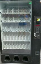 Dixie Narco Entray Combination Snack/Cold Drink Vending Machine