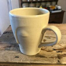 Vintage Pottery Cadbury's Bourn-Vita Drinking Mug with Face – Retro! –