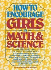 How to Encourage Girls in Math & Science