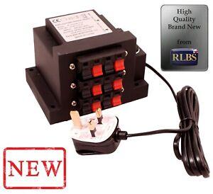 BEER PUMP / FONT BAR LIGHTS TRANSFORMER 24V 96VA - BRAND NEW - Lighting power