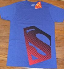 Superman Short Sleeve Adult Mens T-Shirt Tee Size Small Licensed DC Comics