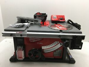 """Milwaukee  2736-21 M18 FUEL 8-1/4""""Table Saw Kit with One-Key Technology KIT GR M"""