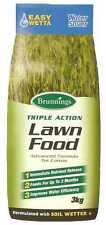 Easy Wetta Triple Action Lawn Food Fertiliser -3kg  Brunnings Fertilizer Wetting