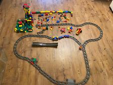 Lego Duplo Eisenbahn Lokomotive elektrisch Lego Bausteine Sammlung Set