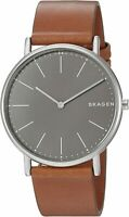 Skagen Men's Signatur Slim Titanium Analog-Quartz Watch SKW6429