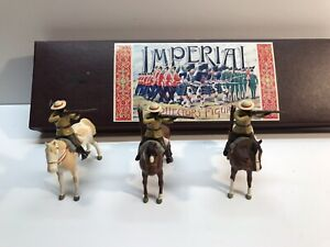 IMPERIAL PRODUCTIONS NATAL NATIVE HORSE 1879, SET #34