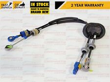 PEUGEOT 308 GEAR LINKAGE CONTROL CABLE GEARBOX SHIFT TRANSMISSION LEVER 2444GH