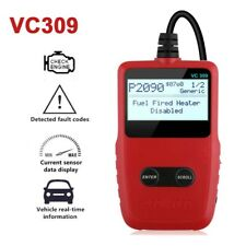 VC309 OBD2 Scanner Automotive Engine Check Fault Code Reader Diagnostic Tool