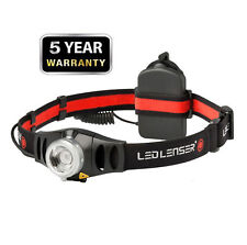 LED LENSER H7 Headlamp 170 Lumens TORCH FLASHLIGHT Retail Box NEW