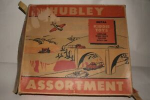 1950's Hubley Toys with Box