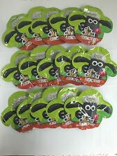 **Shaun the Sheep The Movie Characters' Figures in Blind Bag-15 bags-Great Value