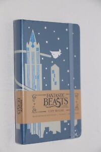 THINKGEEK FANTASTIC BEASTS AND WHERE TO FIND THEM CITY SKYLINE JOURNAL NOTEBOOK
