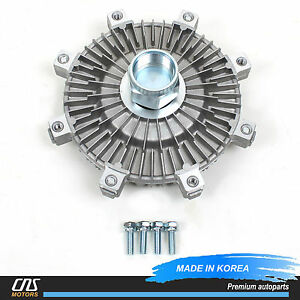 Cooling Thermal Fan Clutch for 2001-2009 FORD Ranger MAZDA B2300 2.3L