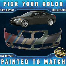 NEW Painted To Match- Front Bumper Cover For 2005 2006 2007 2008 2009 Pontiac G6