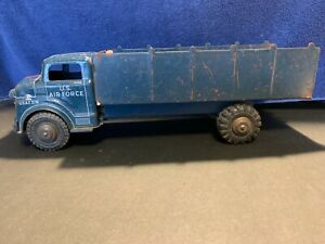 United States Air Force Transport Truck Marx Lumar Vintage 1950's