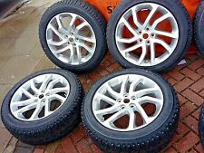 "20"" LAND ROVER DISCOVERY 4 ALLOY WHEELS & TYRES"