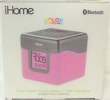 iHome Ibt28Gc Alarm Clock Radio