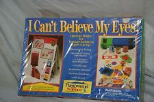 Nib Playground Science I Can't Believe My Eyes Optical Magic for Children New