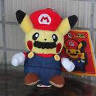 "Super Mario Cosplay 5"" Stuffed Animal Cartoon Plush Toy Nintendo Halloween Anime"
